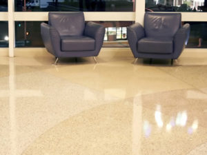 Terrazzo Floors Sealing Repair Honing Polishing Services
